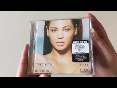 Beyoncé - I Am.. Sasha Fierce (US Deluxe Re-release CD) UNBOXING