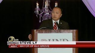 3 HMONG TV: Steve Ly, first US Mayor of Hmong decent, was keynote speaker at 2017 HND Conference.