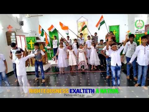 Raj Prakash Paul | O Deva | Independenceand Republic Day Children Dance