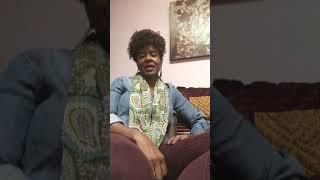 """Video 1 of Dr. B's weekly vlog, """"Beloved Blackness"""""""