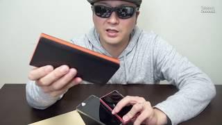 万が一の備えに モバイルバッテリー 導入。 使い道色々! EasyAcc 大容量 Mobile battery 20000mAh / XPERIA Z5 用 クリアケース レビュー thumbnail