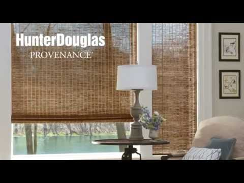 PROVENANCE® Woven Wood Shades Operating Systems