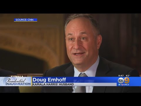 America's First Second Gentleman Doug Emhoff Ready To Take On The Role