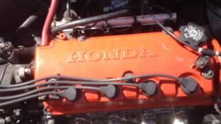 96-00 Honda Civic idle problems CODE P0505 Idle Air Control Valve/Low Idle Fix