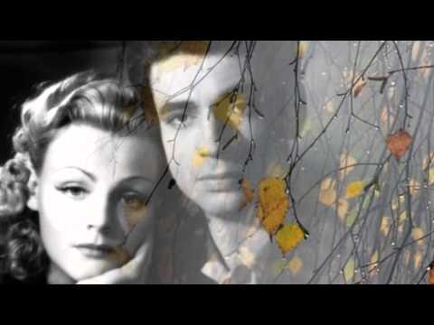 Yves Montand ~ Les Feuilles Mortes