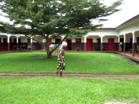 Bongolo Hospital tour-ish