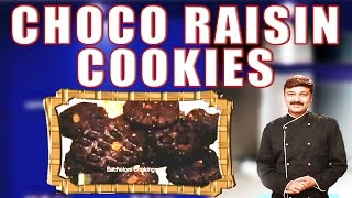 Choco Raisin Cookies