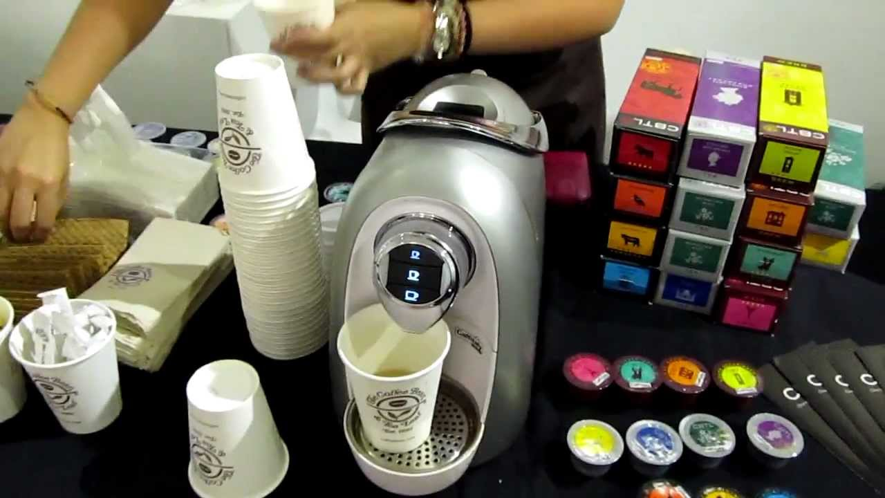 tea capsule machine