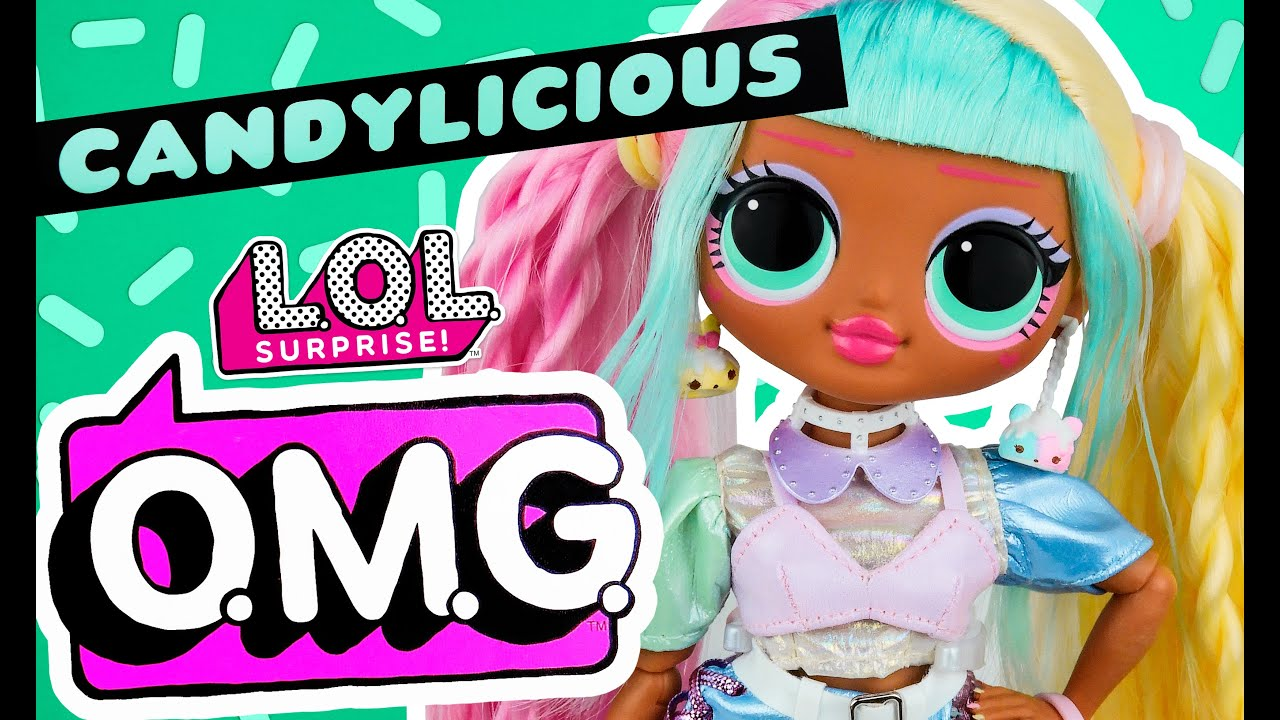 LOL Surprise OMG Fashion Doll CANDYLICIOUS Series 2