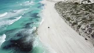 Life's a beach Far West Coast of South Oz