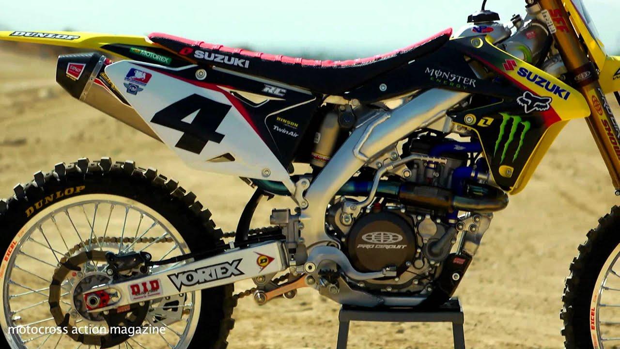 Suzuki Factory Motocross Team
