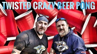 Twisted Crazy Beer Pong