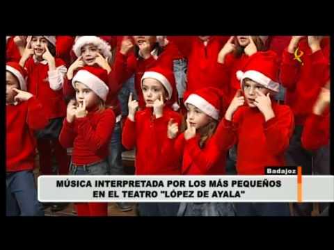 Concierto Navidad Escuelas Música Badajoz
