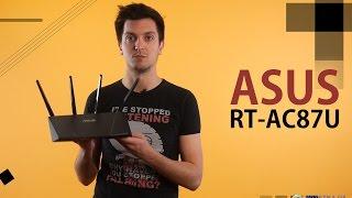 Asus RT-AC87U: обзор беспроводного маршрутизатора