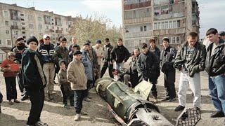 Ракетный удар по мирному Джохару, 1999 г. / Татьяна Рубцова