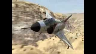 Israeli Air Force - Dog Fights Of The Middle East
