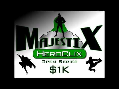 Majestix Open Series $1K ROC Regional - Top 16 (stream)