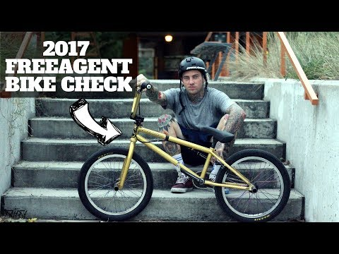 JACK FAHEY: 2017 FREEAGENT BIKE CHECK!