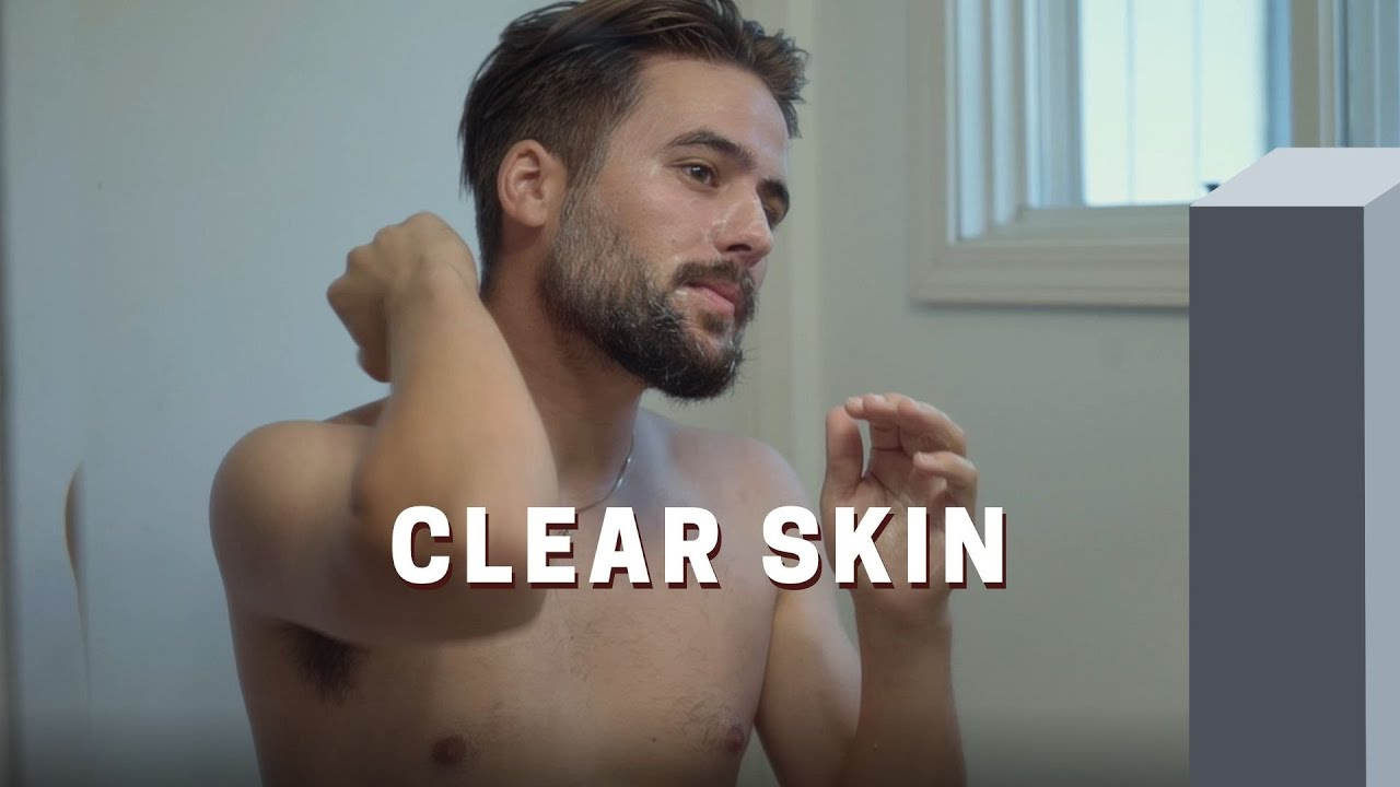 [VIDEO] - Fast and Easy Steps for Healthier Clear Skin   Mens Skincare Routine 2