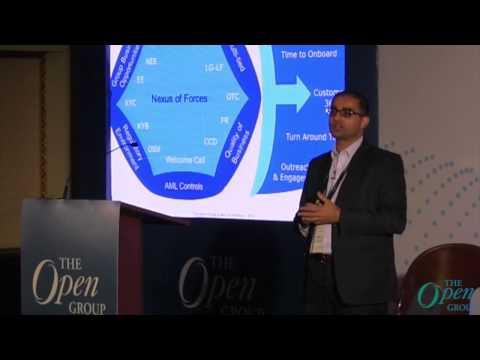 Technology Enabled Business Transformation - The Open Group India