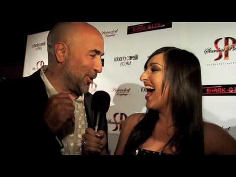 Carlo Rota ,  Shark City Premiere, Sheri Nadel