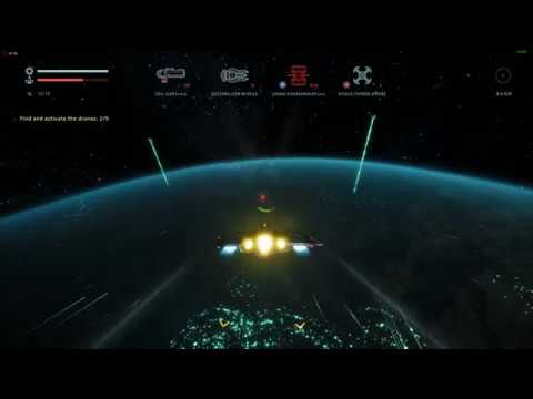 Everspace 1st Time Through Wormhole |