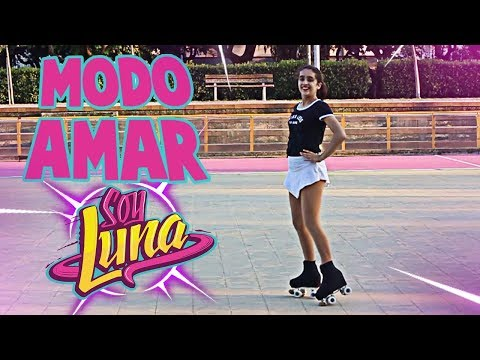 Modo Amar (Soy Luna) - Dance With Skates