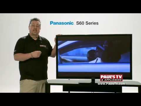 Paul's Preview Panasonic S60 Plasma TV