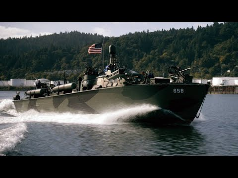 How PT Boats