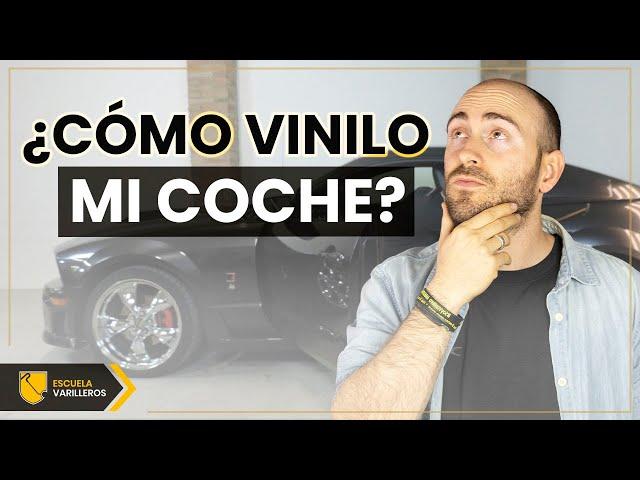 Pros Y Contras De Poner Un Vinilo A Tu Coche 🚗🤔