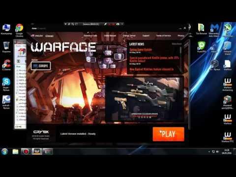 Скачать Warface Лаунчер - фото 3