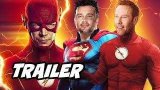 The Flash Season 6 Trailer - Smallville Superman First Look Breakdown
