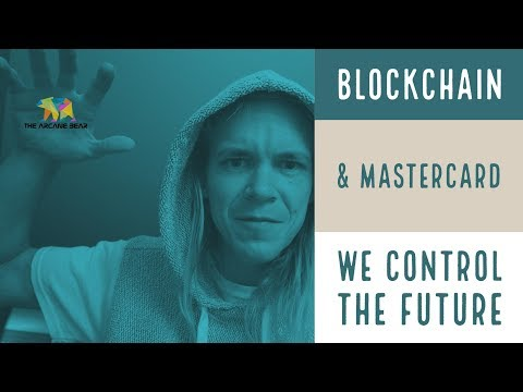 Mastercard 2 Use Blockchain- Faster, Cheaper, Mainstream here we come!!