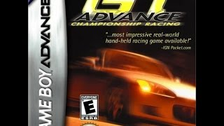 GT Advance Championship Racing on the GameBoy Advance (LIVE) [60FPS]