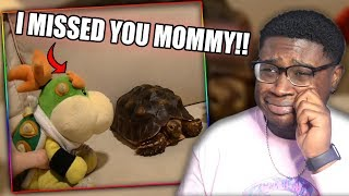 BOWSER JUNIOR MEETS HIS MOM! | SML Movie: Bowser Junior's Mom Reaction!