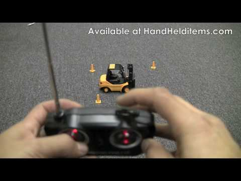 RC Forklift from HandHelditems.com