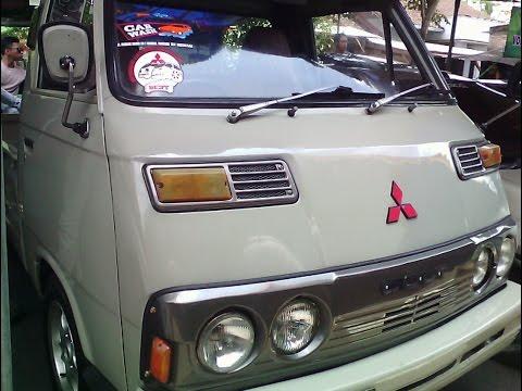 Restorasi Mobil Tua Indonesia  Mitsubishi Colt T120