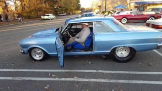 Classic Riderz pick 1964 Pro Street Chevy Nova.