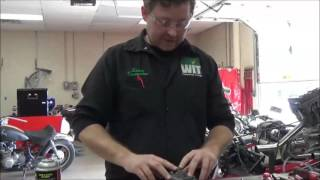 05 How to install jets in the carburetor without breaking or coming loose. Float Needle Inspection