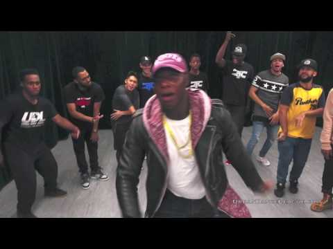 Wait a Minute Dance Video
