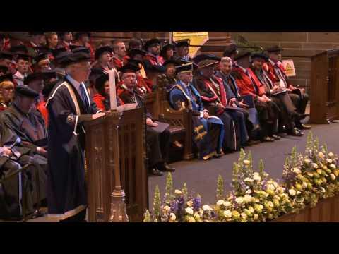 LJMU Graduation: Thursday 14th July 2016 (afternoon ceremony)