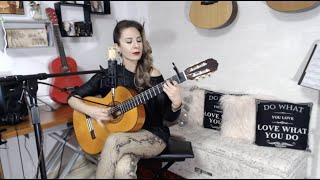 Katherine Filippeos - Gracias a La Vida [Live Video]