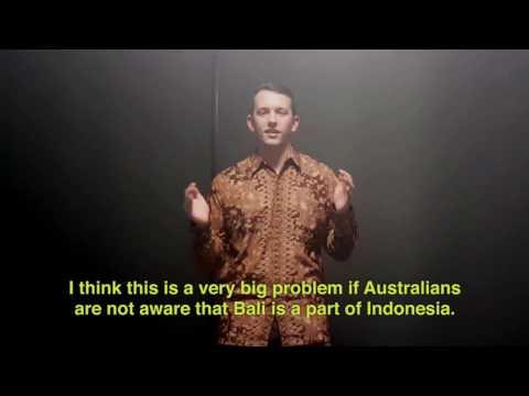 Orang Australia bisa bahasa Indonesia (Tom - Executive Awardee 2016)