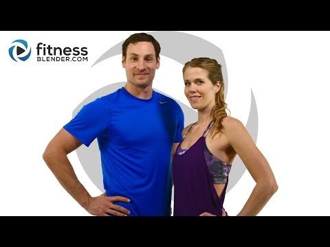 At Home Abs And Upper Body Workout - Bodyweight Only Upper Body And Core Workout