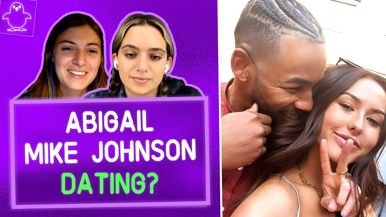 Are Abigail & Mike Johnson Dating? - Chicks in the Office 5/3/21