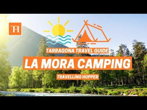 La Mora Tarragona Camping Torre De La Mora Tarragona Spain Youtube
