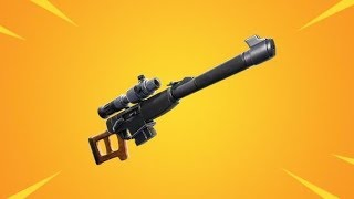 EPIC GAMES CONFIRMS AUTOMATIC SNIPER RIFLE COMING SOON! REAL BATTLE FORTNITE