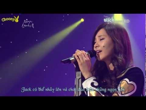 [Vietsub + Kara] SEOHYUN (서현 - 소녀시대) - Jack (Live in Sketchbook 120601)
