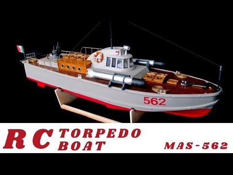 M.A.S. Class 5 Série 2ª torpedo boat