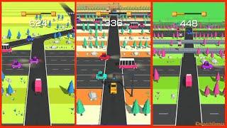 Traffic Run! - Gameplay Trailer (iOS - Android)